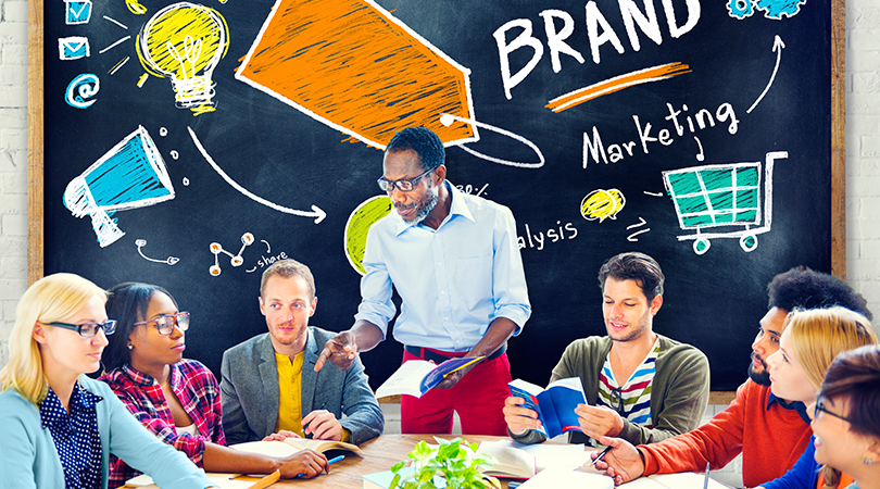 Anatomy of a Brand banner